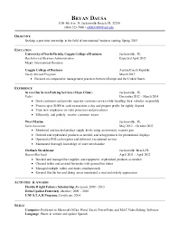 fancy barback resume 11 examples of resumes resume templates
