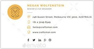50 best professional html u0026 outlook email signature designs 7