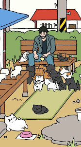 Meme Neko - sad keanu neko atsume know your meme