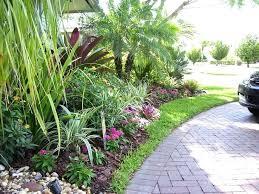 Tropical Backyard Ideas Florida Tropical Landscaping Ideas Onlinemarketing24 Club