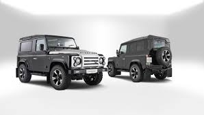 Overfinch Takes On The Land Rover Defender Svx Freshness Mag