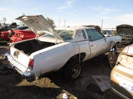 lexus junkyard los angeles junkyard find 1976 chevrolet monte carlo the truth about cars