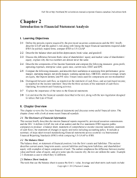 template for financial statements recipe card template word free