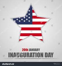 Star Flags Inauguration Day Usa Star Flag On Stock Vector 553522414