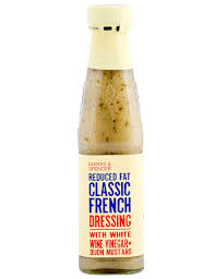 reduced fat classic french dressing marks u0026 spencer