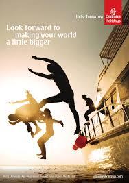 emirates holidays brochure by emirates group issuu
