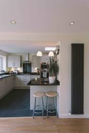 kitchen radiators ideas how d end grey kitchen like the modern vertical grey radiator