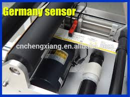 plc controled round bottle label applicator machine manual manual