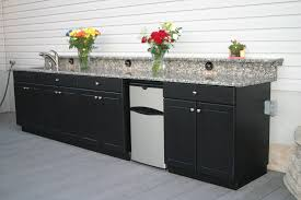 Outdoor Kitchen Cabinets And More Valuable Ideas Outdoor Kitchen Cabinets Outdoor Kitchen Photo