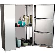 Meuble De Rangement Salle Bain Armoire 1 Miroir Armoire Miroir Rangement Toilette Salle De Bain Meuble Mural