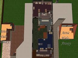 mod the sims the almost very brady house