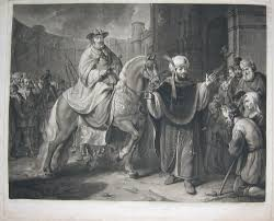 background for the conflict between mordecai and haman in esther