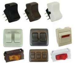 rv wall jacks switches u0026 indicator lights at trailer parts superstore