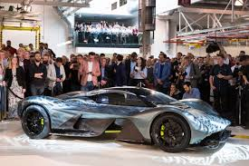 aston martin officially launched in red bull and aston martin limiting production of their super fast