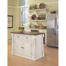 styles monarch white kitchen island with drop leaf 5020 94