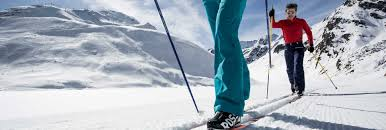 cross country skiing in tyrol holiday region pitztal