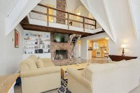 funky double a frame in hampton bays with private beach access