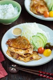 japonais cuisine miso pork recette cuisine japonaise japonais et mains