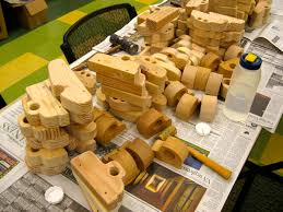 make wooden toy trucks friendly woodworking projects