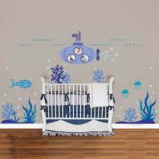 beautiful ocean wall decals ideas for ocean wall decals image of ocean wall decals nursery room