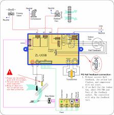 split ac capacitor wiring diagram circuit and schematics diagram