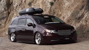 1000hp minivan instead if that hp number is actually accurate check out this 1 000 hp honda odyssey from bisimoto engineering