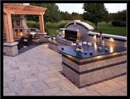 Bbq Patio Designs Fancy Backyard Bbq Designs About Design Ideas For Backyard Bbq
