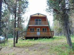 A Frame Chalet Cute Modified A Frame Cabin Surrounded By National Forest