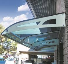 Cantilever Awnings Polycarbonate Cantilever Awnings Blind Elegance