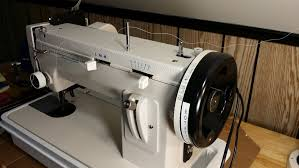 sewline sl146 9 u0026 sailrite lsz 1 sewing side by side youtube