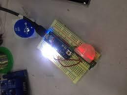 arduino motion sensor led light 3 steps