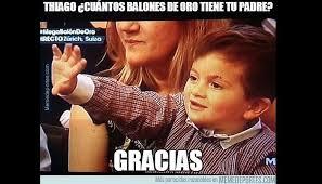 Los Memes De Messi - lionel messi memes del debut de thiago en el barcelona fotos