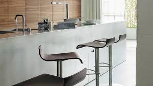 tabouret de bar de cuisine tabouret de bar fer et bois affordable chaise pour table haute