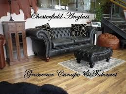 canapé cuir anglais chesterfield chesterfield anglais
