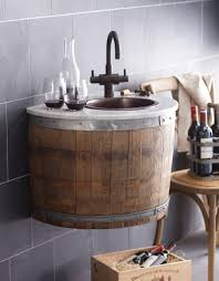 creative reclaimed wood bathroom vanity loccie better homes