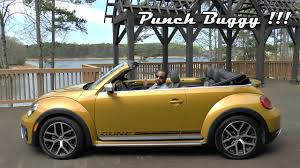 volkswagen buggy 2017 2017 volkswagen beetle 1 8t dune convertible review punch buggy