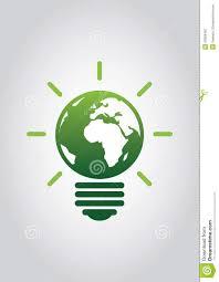 light bulb with globe stock vector image 43689487