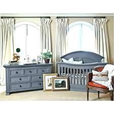 Grey Nursery Furniture Sets Grey Baby Cribs Grey Crib And Dresser Set Nursery Furniture