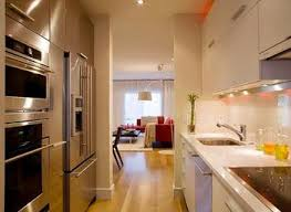 pictures of galley kitchen contemporary with eat in kitchen gas