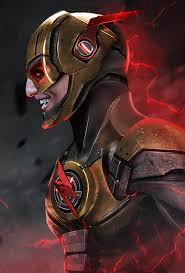 the flash fan art ezra miller armors up as the flash fan art wb games community