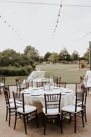 table and chair rentals okc coles garden wedding and event center weddings