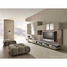wall mounted tv ideas living room idea in boston with white walls
