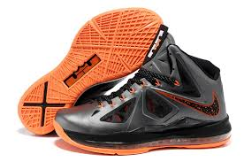 lebron x grey shoes lebrons shoes model aviation