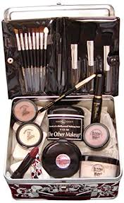 professional theatrical makeup spooky bloody professional theatrical makeup kit in bloody