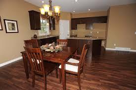 dark brown grey l shaped kitchen islands flanked corner white