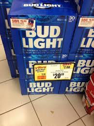 how much is a 30 pack of bud light 30 rack bud light cosmecol