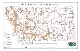 Libby Montana Map by Montana Legislature Fire Suppression Interim Committee 2007 2008