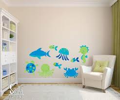 Best  Underwater Bedroom Ideas On Pinterest Mermaid Room - Childrens bedroom wall designs
