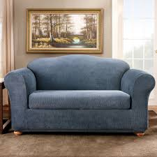 furniture u0026 sofa wing chair slipcovers sure fit sofa covers