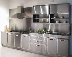 Best Modern Kitchen Cabinets Kitchen Amazing Best 25 Stainless Steel Cabinets Ideas On